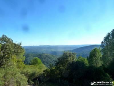 Sierra Aracena-Minas RíoTinto;rutas senderismo españa verano evento vacaciones semana santa sender